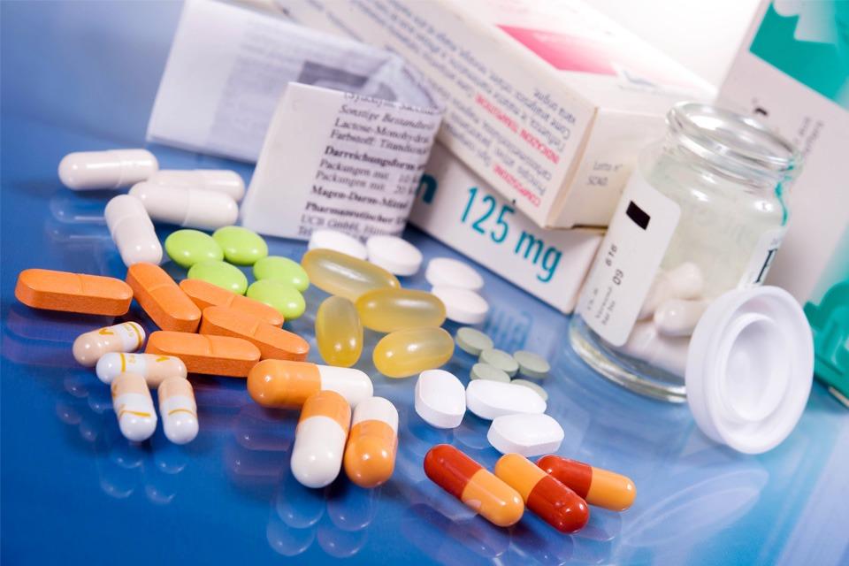 Medikamenten-Vielfalt in Deutschland